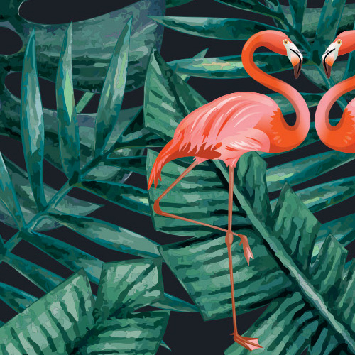 jungle-PINK-FLAMINGO